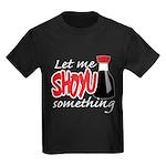 Let Me Shoyu Something Kids Dark T-Shirt