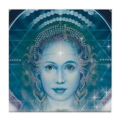 Nan Sea Love Custom Designs Tile Coaster