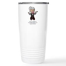 Emo Keydar Stainless Steel Travel Mug
