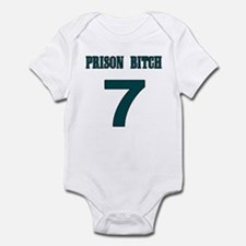 Prison Bitch Infant Bodysuit