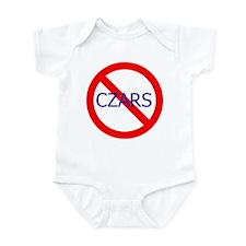 no czars! Infant Bodysuit