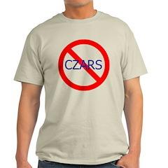 no czars! T-Shirt