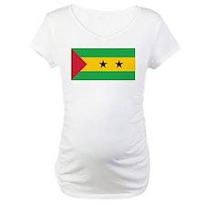 Sao Tomé and Príncipe Flag Shirt