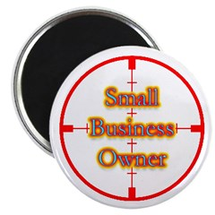 Small Business Owner in Cross Magnet