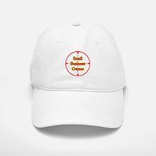 Small Business Owner in Cross Baseball Baseball Cap