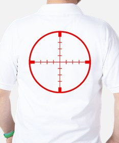 Small Business Owner in Cross T-Shirt