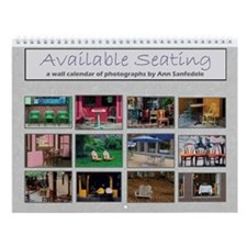 Available Seating Wall Calendar