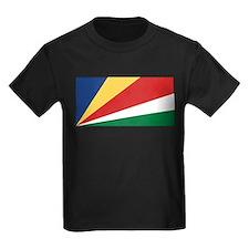 Seychelles Flag T
