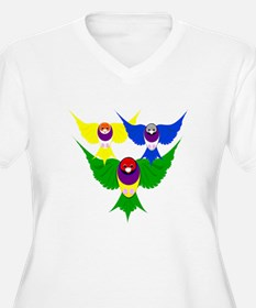 Gouldian Finch T-Shirt
