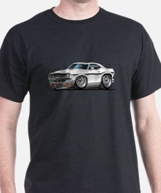 Challenger White Car T-Shirt
