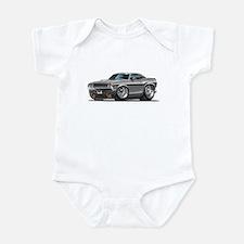 Challenger Silver Car Infant Bodysuit