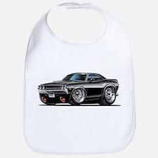 Challenger Black Car Bib