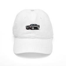 Challenger Black Car Baseball Cap