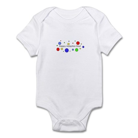 Happy Adoption Day Infant Bodysuit