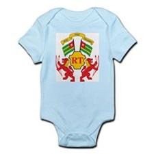 Togo Coat Of Arms Infant Creeper