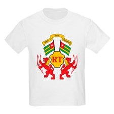Togo Coat Of Arms Kids T-Shirt