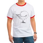 Holle Cropper Pigeon Ringer T