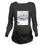 Holle Cropper Pigeon Organic Kids T-Shirt (dark)