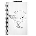 Holle Cropper Pigeon Journal