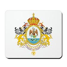 Second Mexican Empire Coat of Mousepad