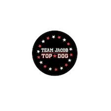 Team Jacob Top Dog Mini Button (10 pack)