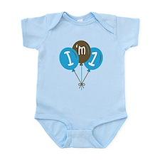 Baby Birthday I'm One Infant Bodysuit