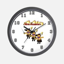 Wall Clock  Three Musketeers