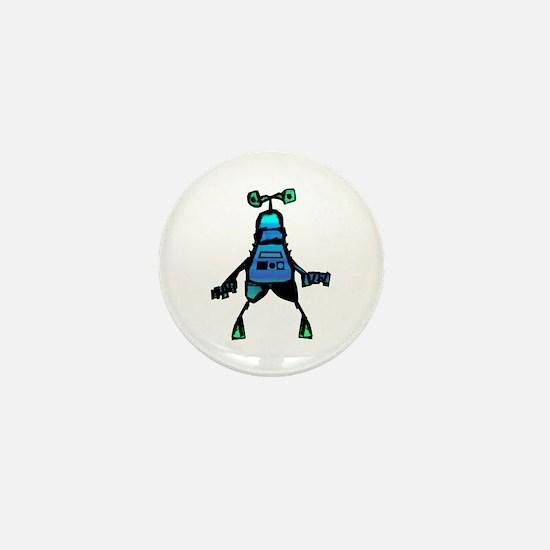 Robot Mini Button