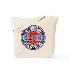 Jokers N Smokers All American Barbecue Tote Bag