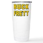 Buck Frett Stainless Steel Travel Mug