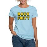 Buck Frett Women's Light T-Shirt