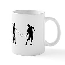 Badminton Evolution Mug