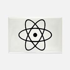 Atom Rectangle Magnet