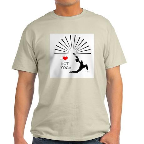 Hot Yoga Light T-Shirt