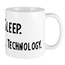 Eat, Sleep, Informational Tec Mug