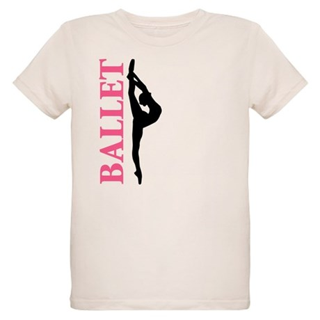 BALLET Organic Kids T-Shirt