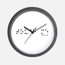 Touch Me Wall Clock
