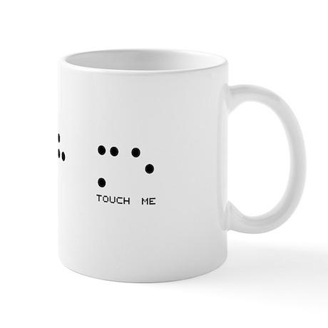 Touch Me Mug