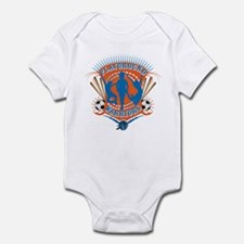 Playground Warriors Infant Bodysuit