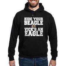 Hide Your Beagle! Hoodie