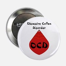 "Twilight OCD 2.25"" Button"