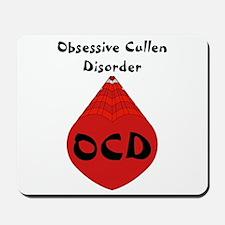 Twilight OCD Mousepad