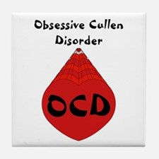 Twilight OCD Tile Coaster