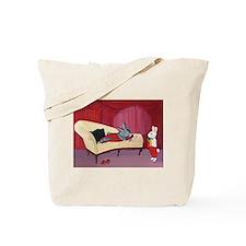Jessica Bunny Tote Bag