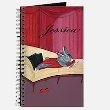 Jessica Bunny Journal