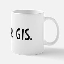 Eat, Sleep, GIS Small Small Mug