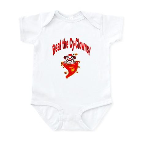 Go Iowa Beat State! Infant Bodysuit