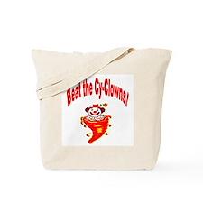 Go Iowa Beat State! Tote Bag