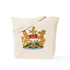 Hong Kong Coat of Arms (1959) Tote Bag