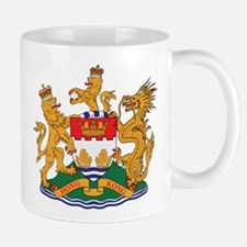 Hong Kong Coat of Arms (1959) Mug